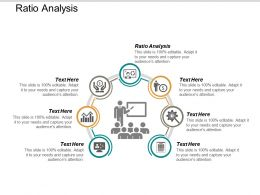 Ratio Analysis Ppt Powerpoint Presentation Icon Topics Cpb