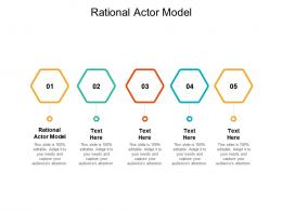 Rational Actor Model Ppt Powerpoint Presentation Styles Diagrams Cpb