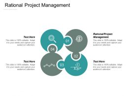 Rational Project Management Ppt Powerpoint Presentation Portfolio Display Cpb