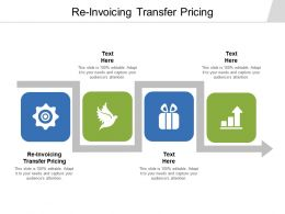 Re Invoicing Transfer Pricing Ppt Powerpoint Presentation Ideas Template Cpb