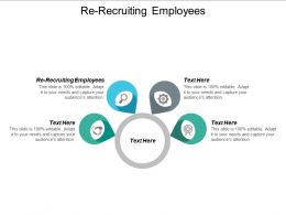 Re Recruiting Employees Ppt Powerpoint Presentation Gallery Format Ideas Cpb