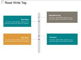 Read Write Tag Ppt Powerpoint Presentation Portfolio Information Cpb