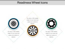 Readiness Wheel Icons