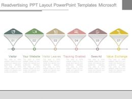 Readvertising Ppt Layout Powerpoint Templates Microsoft
