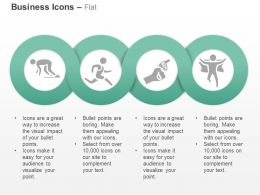 Ready Steady Go Success Victory Ppt Icons Graphics
