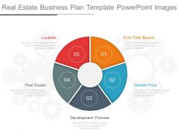 Real Estate Business Plan Template Powerpoint Images