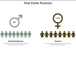 Real Estate Business Ppt Powerpoint Presentation Show Templates Cpb