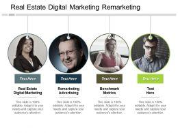 Real Estate Digital Marketing Remarketing Advertising Benchmark Metrics Cpb