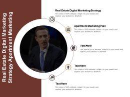 Real Estate Digital Marketing Strategy Apartment Marketing Plan Cpb