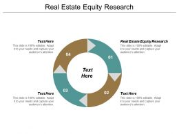 Real Estate Equity Research Ppt Powerpoint Presentation Inspiration Aids Cpb