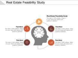 Real Estate Feasibility Study Ppt Powerpoint Presentation File Design Inspiration Cpb