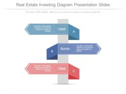 Real Estate Investing Diagram Presentation Slides