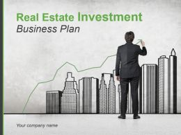 Real Estate Investment Business Plan Powerpoint Presentation Slides