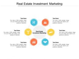 Real Estate Investment Marketing Ppt Powerpoint Presentation Icon Layout Cpb