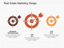 Real Estate Marketing Design Ppt Powerpoint Presentation Layouts Format Cpb