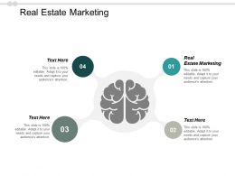 Real Estate Marketing Ppt Powerpoint Presentation Pictures Slides Cpb