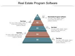 Real Estate Program Software Ppt Powerpoint Presentation Show Graphics Cpb