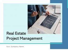 Real Estate Project Management Process Development Planning Implementation Approach