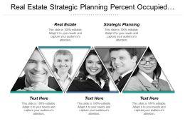 Real Estate Strategic Planning Percent Occupied Normal Range