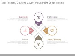 Real Property Devising Layout Powerpoint Slides Design