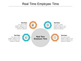 Real Time Employee Time Ppt Powerpoint Presentation Model Slides Cpb