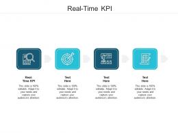 Real Time KPI Ppt Powerpoint Presentation Gallery Example Cpb