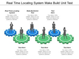 Real Time Locating System Make Build Unit Test
