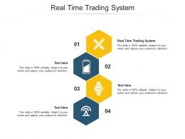 Real Time Trading System Ppt Powerpoint Presentation Show Portrait Cpb