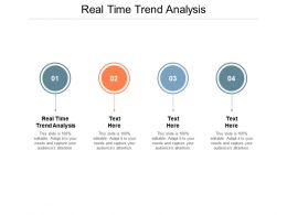 Real Time Trend Analysis Ppt Powerpoint Presentation Infographics Graphics Example Cpb