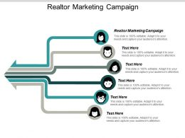 Realtor Marketing Campaign Ppt Powerpoint Presentation Summary Layout Cpb