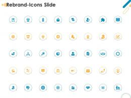 Rebrand Icons Slide Rebrand Ppt Powerpoint Presentation Professional Background Designs