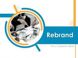 Rebrand Powerpoint Presentation Slides