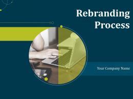 Rebranding Process Powerpoint Presentation Slides