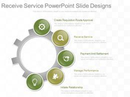 32996066 Style Circular Semi 5 Piece Powerpoint Presentation Diagram Infographic Slide