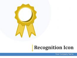 Recognition Icon Technology Organization Attendance Certificate Workplace Award
