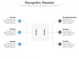 Recognition Rewards Ppt Powerpoint Presentation Icon Example Introduction Cpb