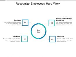 Recognize Employees Hard Work Ppt Powerpoint Presentation Professional Themes Cpb