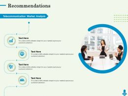 Recommendations Capture Powerpoint Presentation Templates