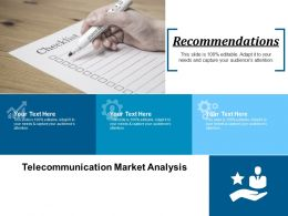 Recommendations Ppt Gallery Infographics