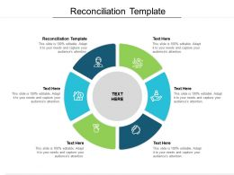 Reconciliation Template Ppt Powerpoint Presentation Show Graphics Pictures Cpb