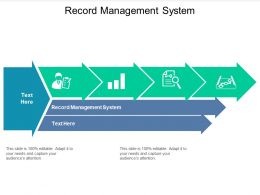 Record Management System Ppt Powerpoint Presentation Infographic Template Graphics Cpb
