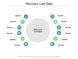 Recovery Lost Data Ppt Powerpoint Presentation Styles Slide Download Cpb
