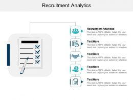 Recruitment Analytics Ppt Powerpoint Presentation Layouts Visuals Cpb