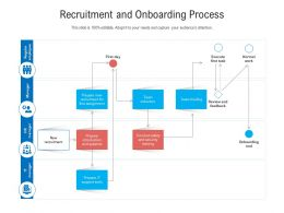 Recruitment And Onboarding Process