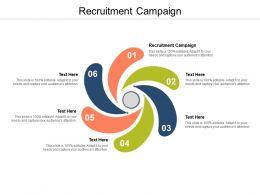 Recruitment Campaign Ppt Powerpoint Presentation Styles Portrait Cpb