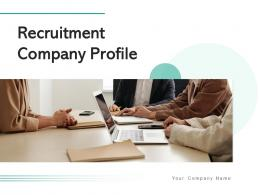 Recruitment Company Profile Presentation Business Overview Financials Products Services