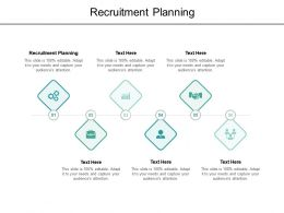 Recruitment Planning Ppt Powerpoint Presentation Summary Diagrams Cpb