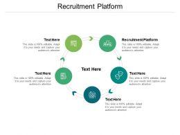 Recruitment Platform Ppt Powerpoint Presentation Icon Introduction Cpb