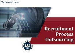 Recruitment Process Outsourcing Powerpoint Presentation Slides