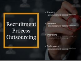 Recruitment Process Outsourcing PPT Summary